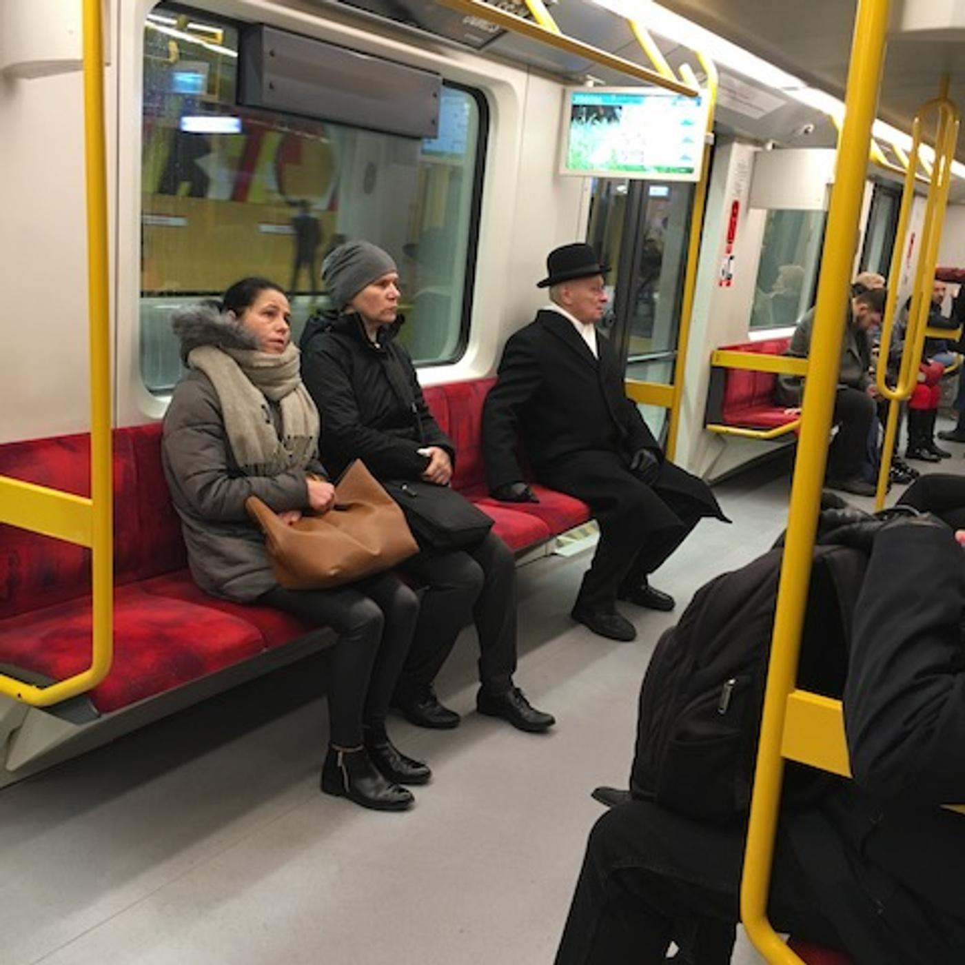 #47 Metro musings