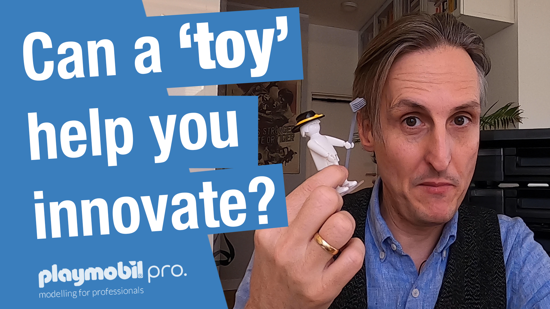 """Can a """"Toy"""" help you innovate?"""