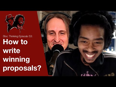 How to write winning proposals without anxiety and stress? (Episode 53)