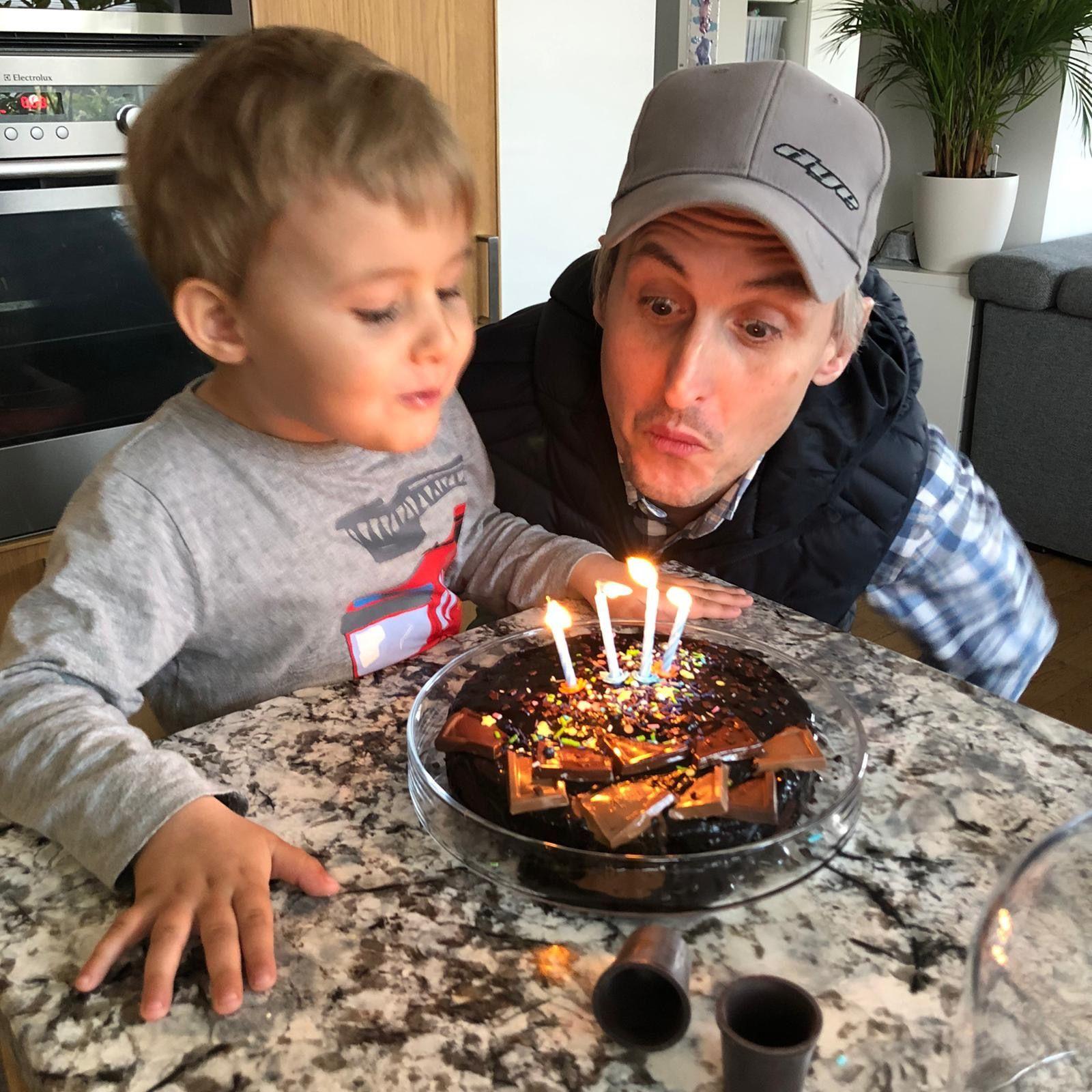 #199 It's my birthday (ft. Frantz Puchert)