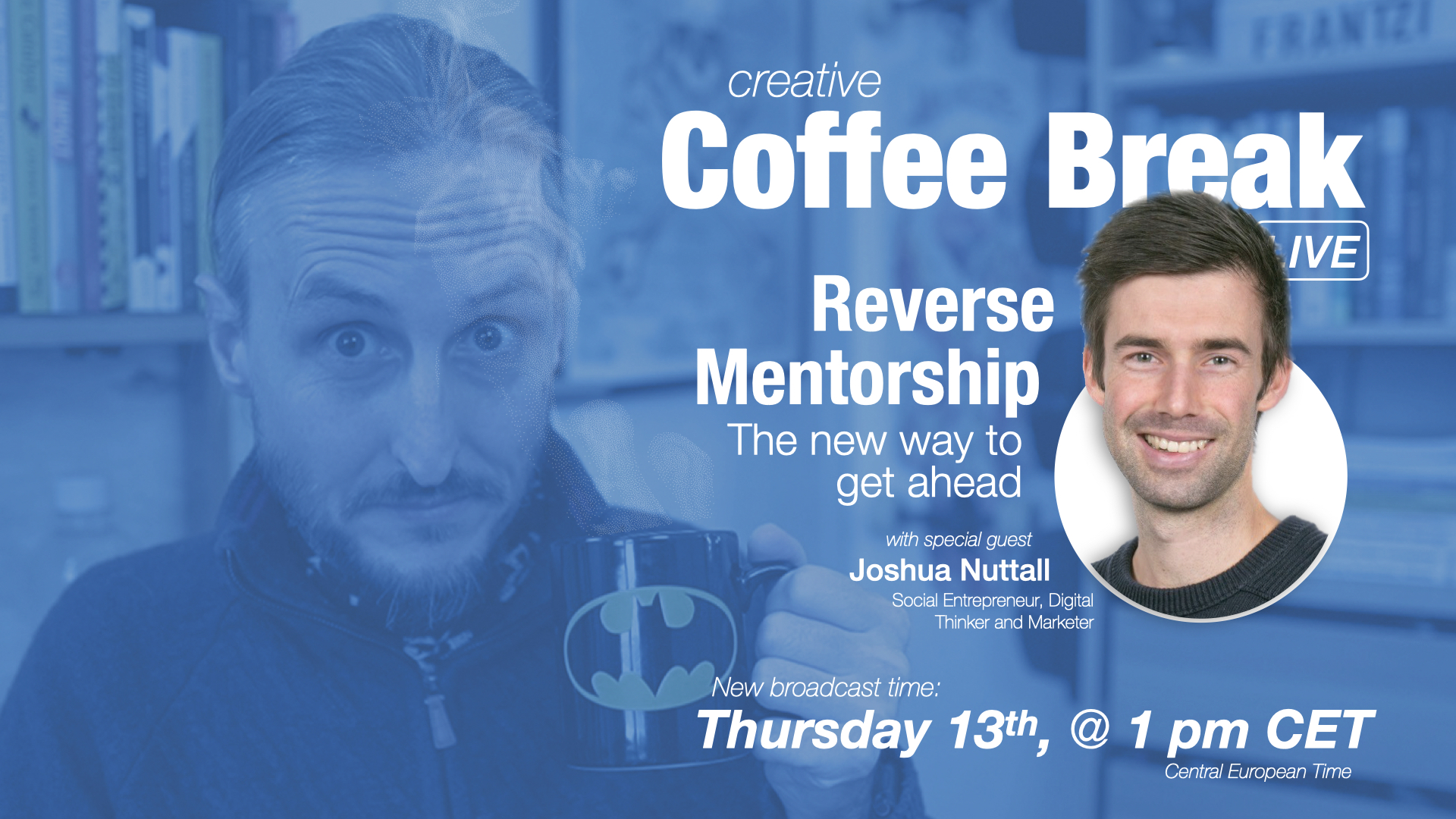 Reverse Mentorship – The New Way to Get Ahead